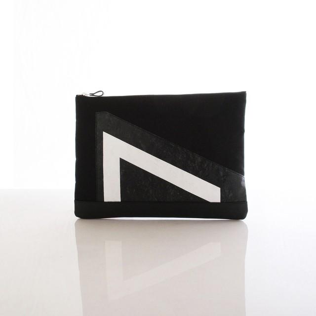 Clutch Bag / Black  CLB-0002
