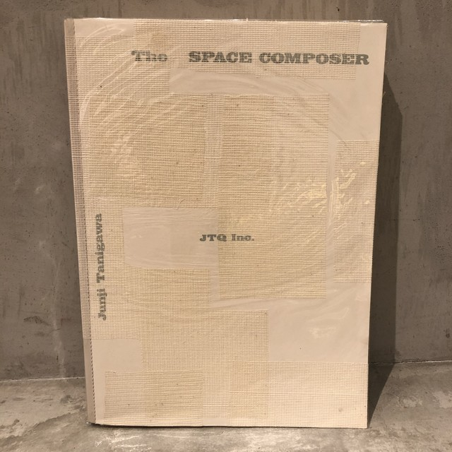 BOOK / Junji Tanigaw『The SPACE COMPOSER』