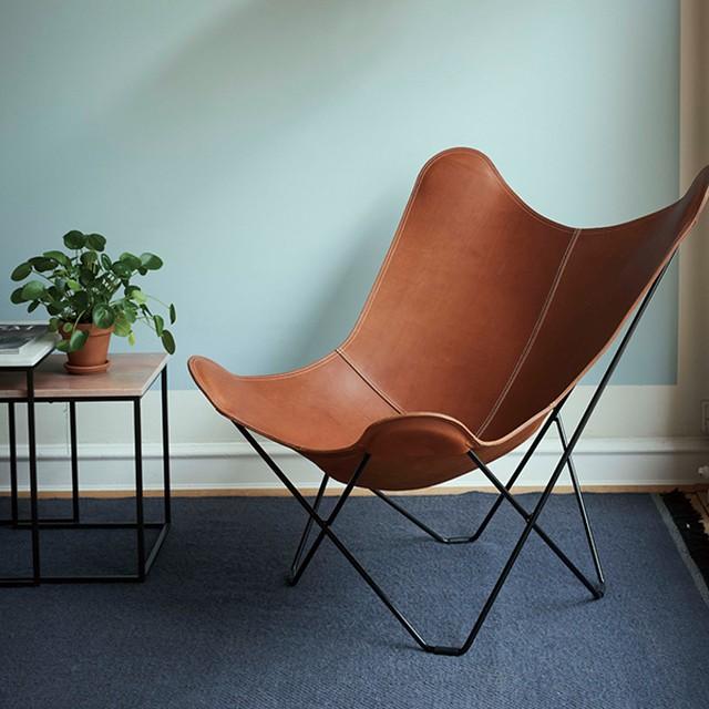 BKF Chair バタフライチェア ブラウン[cuero]