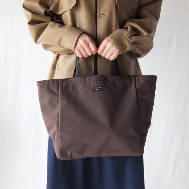 STANDARD SUPPLY - SIMPLICITY PLUS B TOTE S ビートート - 限定色 Cocoa