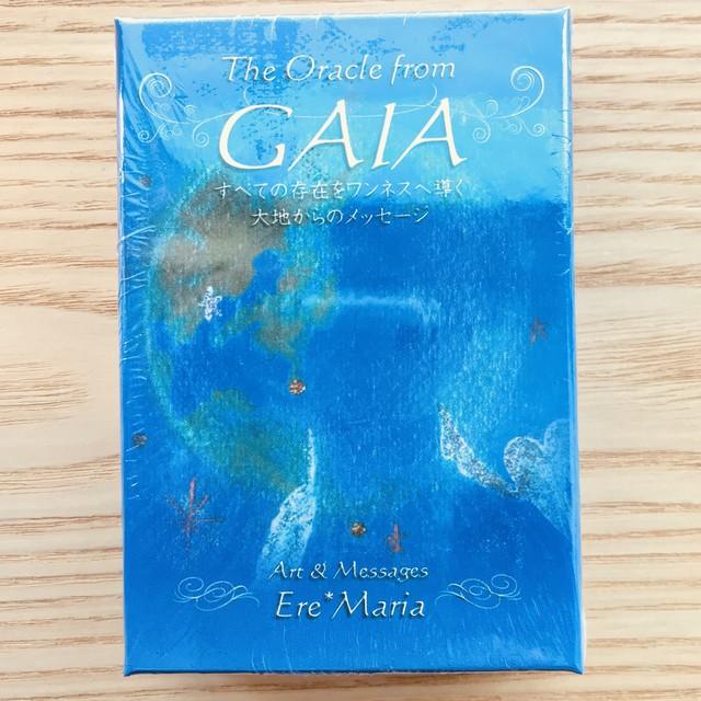 ガイア オラクルカード ~すべての存在をワンネスへ導く大地からのメッセージ~