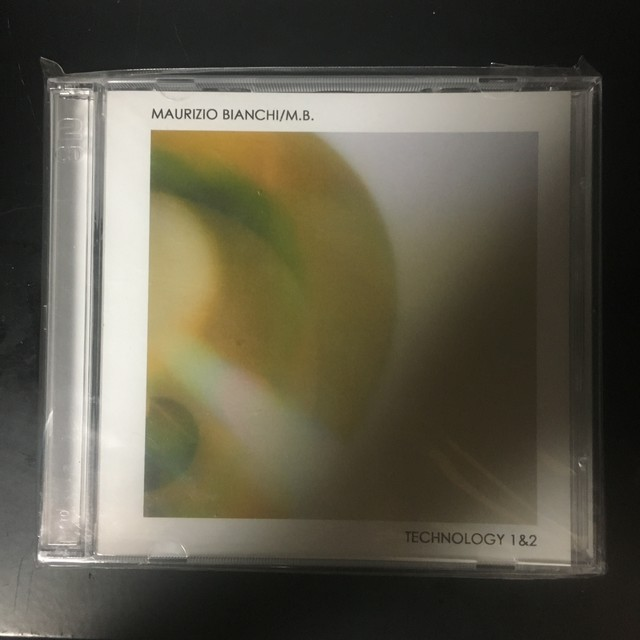 Maurizio Bianchi / M.B.* – Technology 1&2(CD)USED