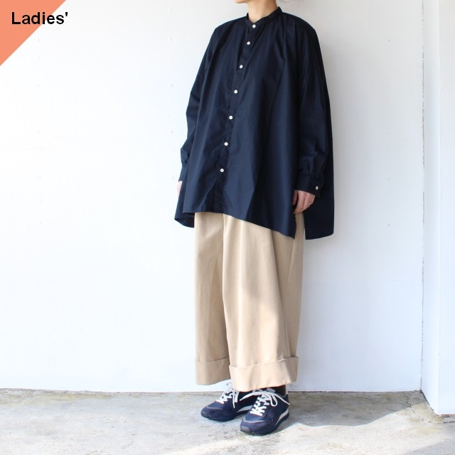 SETTO セット FARMS SHIRT(NAVY)