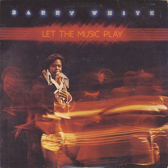 Barry White / Let The Music Play (LP) Orig.