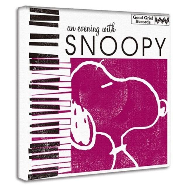 ArtDeli SNOOPYのアートパネル snp-0022