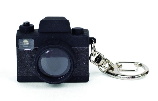 ノイジーキーライト カメラ