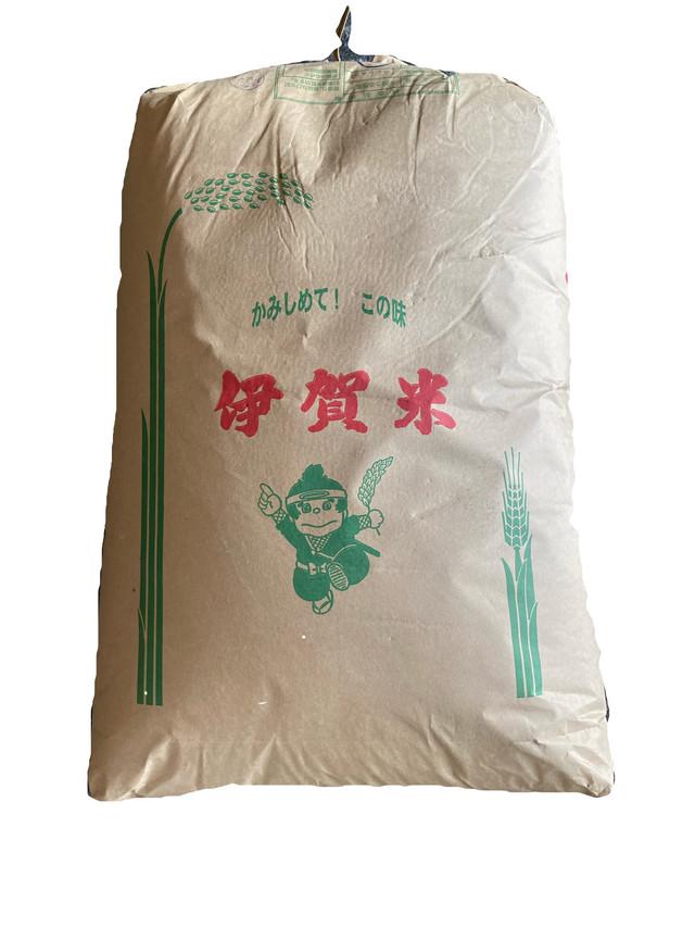令和二年産(玄米)三重伊賀産コシヒカリ 30kg(定期購入)