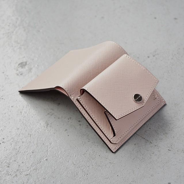 ミニ財布 <Shaula> ピンク