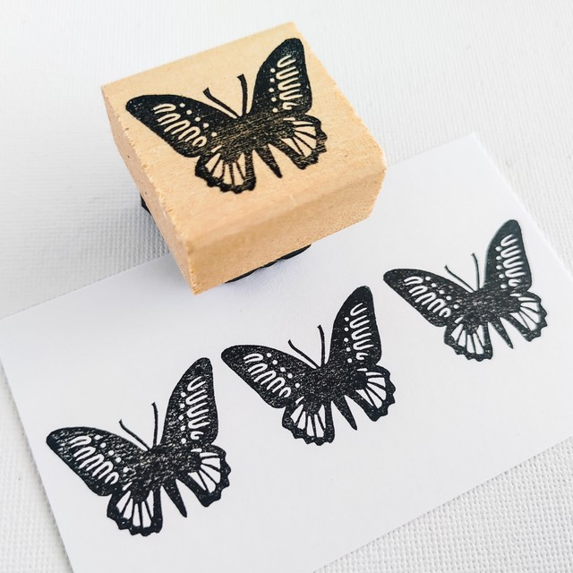 空想のなかの蝶々④