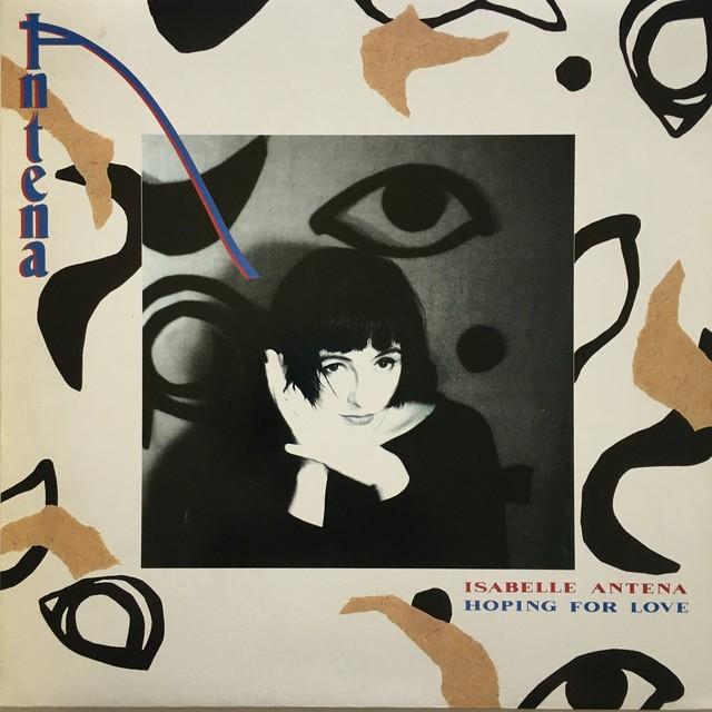 【LP・ベルギー盤】Isabelle Antena / Hoping For Love