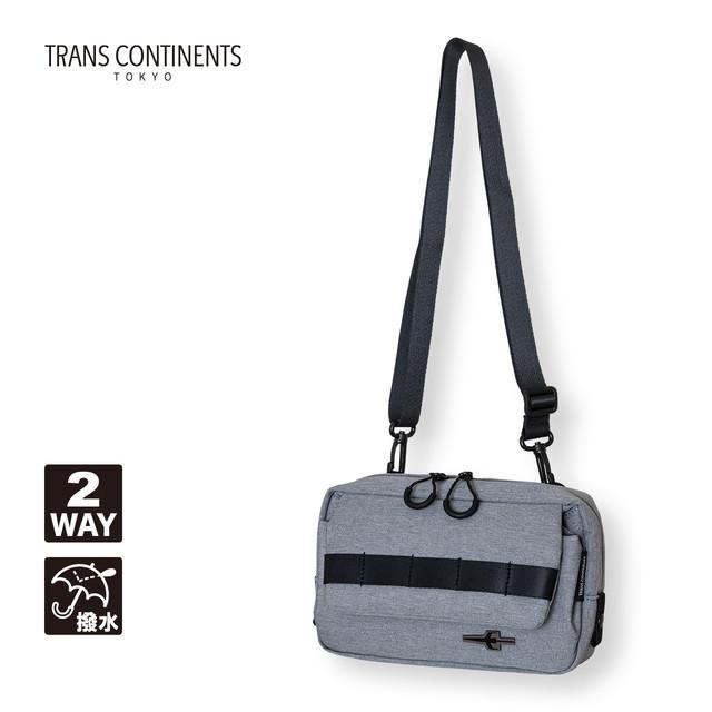 TC-5388 ショルダーバッグ TRANS CONTINENTS トランスコンチネンツ