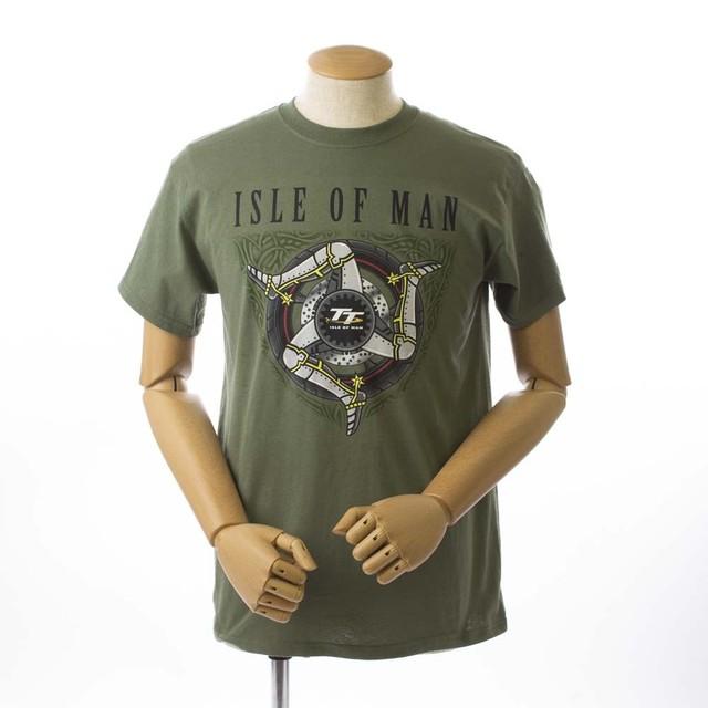 TT 3Legs Tee Military Green