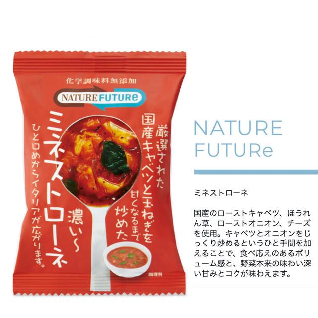 NATURE FUTURe ミネストローネ 10食