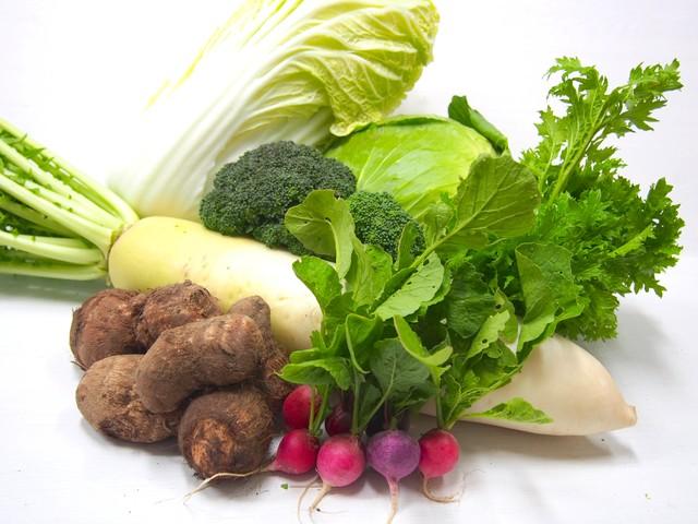 徳島新鮮野菜セット*L(想定重量7.5kg)