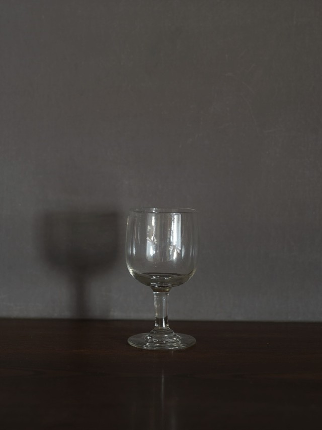 antique | ワイングラス-wine glass