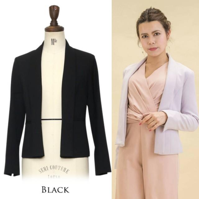 コンパクトジャケット Sサイズ~Lサイズ ピンクORブラック