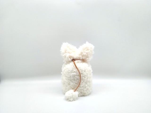 7月 マンスリーグッズスペシャル! ふわもこカバー【選べる4色】小動物サイズ 2.5寸用