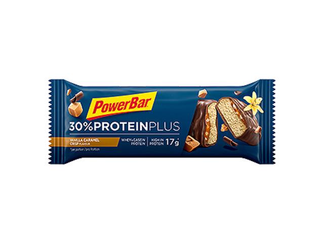 【PowerBar】 Protein Plus(VANILLA CARAMEL CRISP)