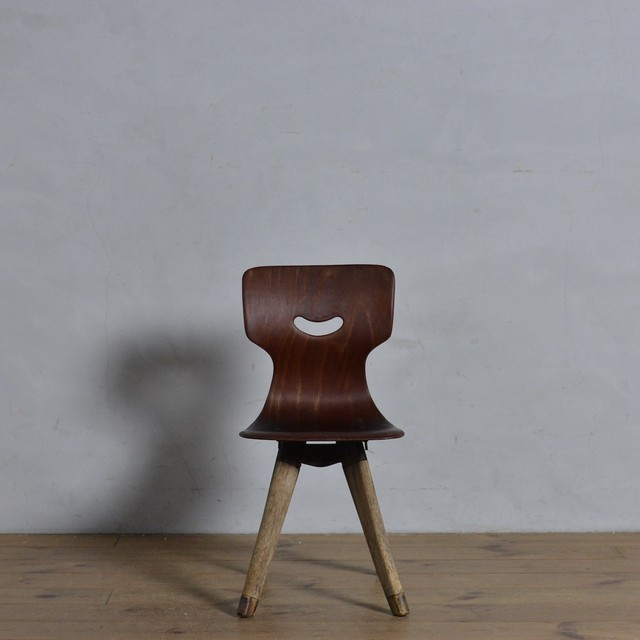 Kids Chair / キッズ チェア【B】〈スクールチェア・椅子・子ども用の椅子〉