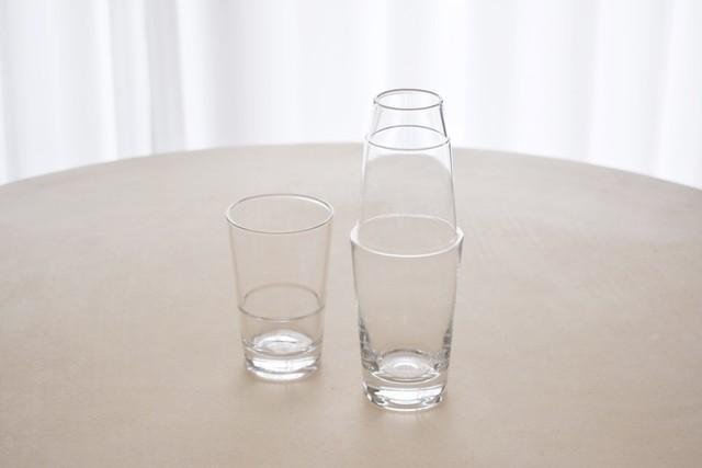 iittala Relations glass&pitcher(Konstantin Grcic)