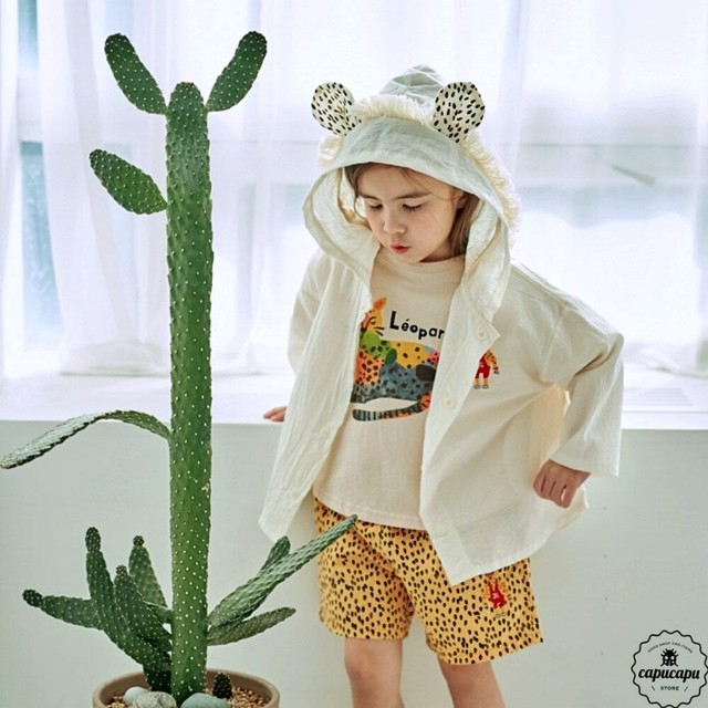 «sold out» cheetah outer チーターアウター