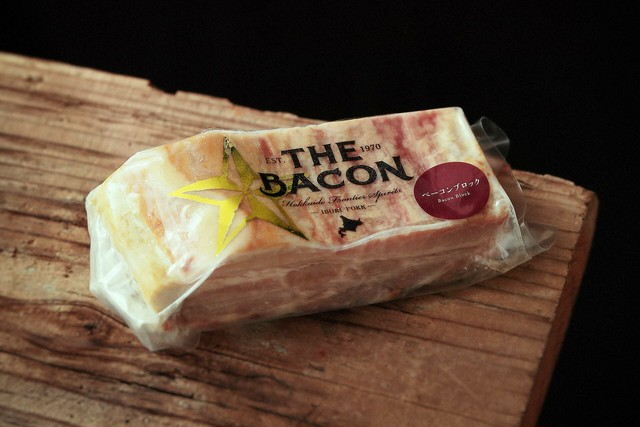 THE BACON ベーコンブロック(200g)