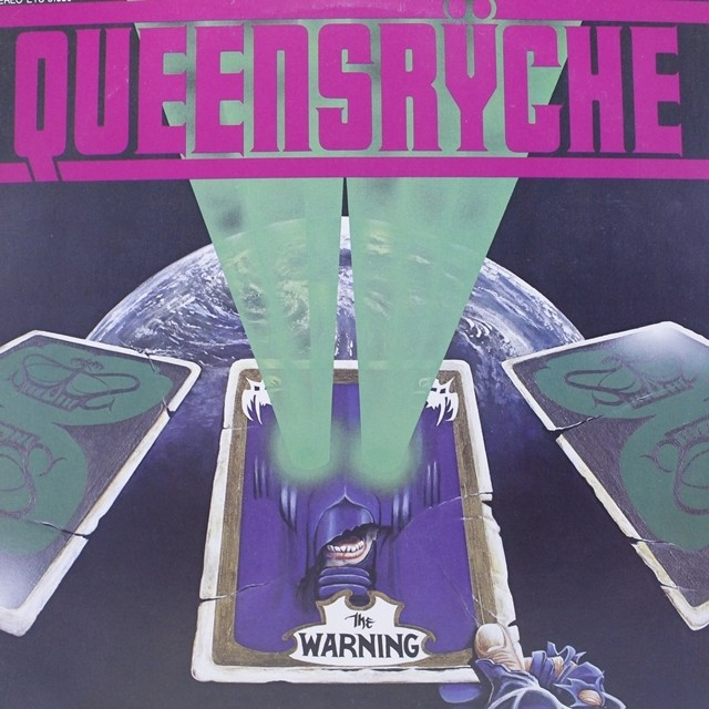 Queensryche / The Warning [EYS-91086] - メイン画像