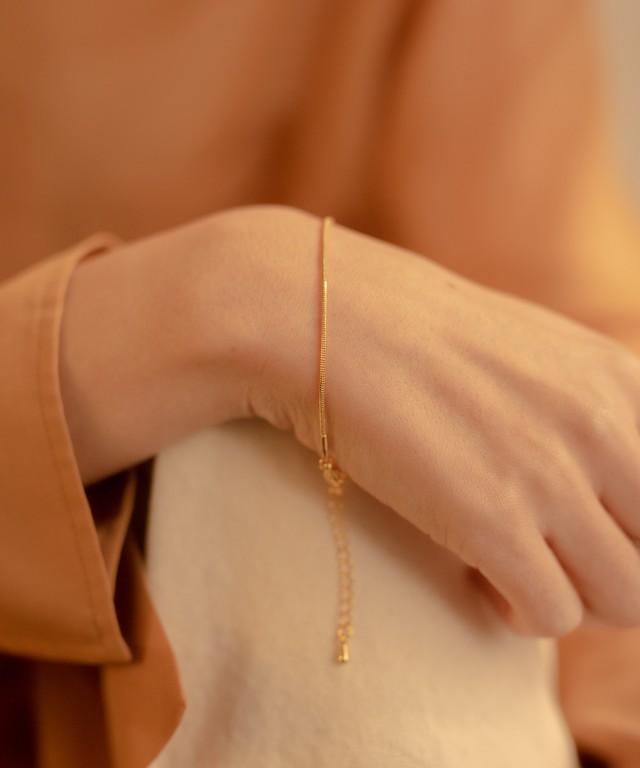 Simple Narrow Bracelet