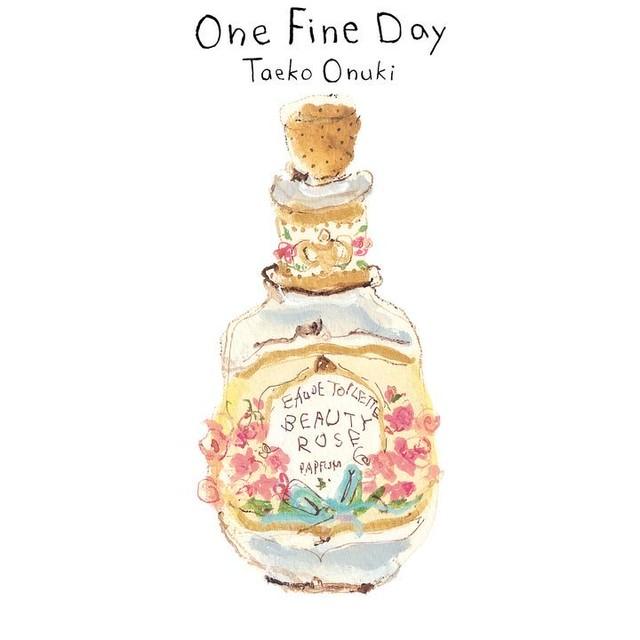 大貫妙子「One Fine Day」アナログ盤(12インチ)