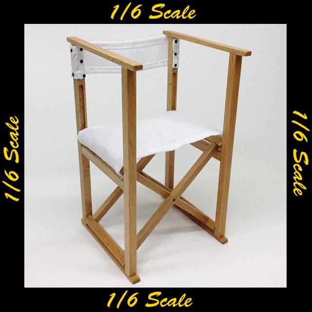 【01722】 1/6 DID 折りたたみ椅子