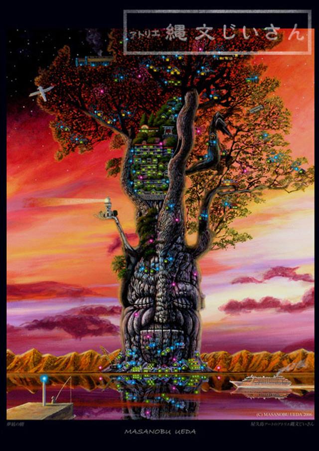 【2Lサイズ】夢凪の樹