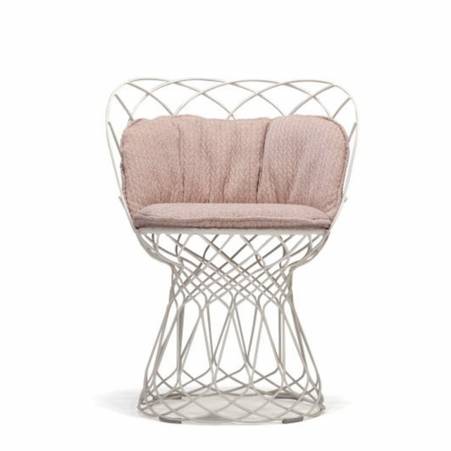 emu-RE-TROUVÉ LOW BACK CHAIR-SW with seat+back cushion