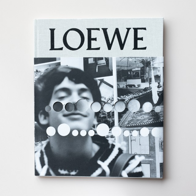 LOEWE Fall Winter 2017 2018 Menswear Catalogue
