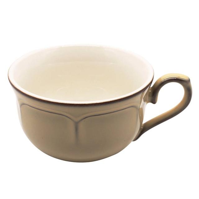 Koyo ラフィネ ティーカップ 175ml シナモンベージュ 15922053