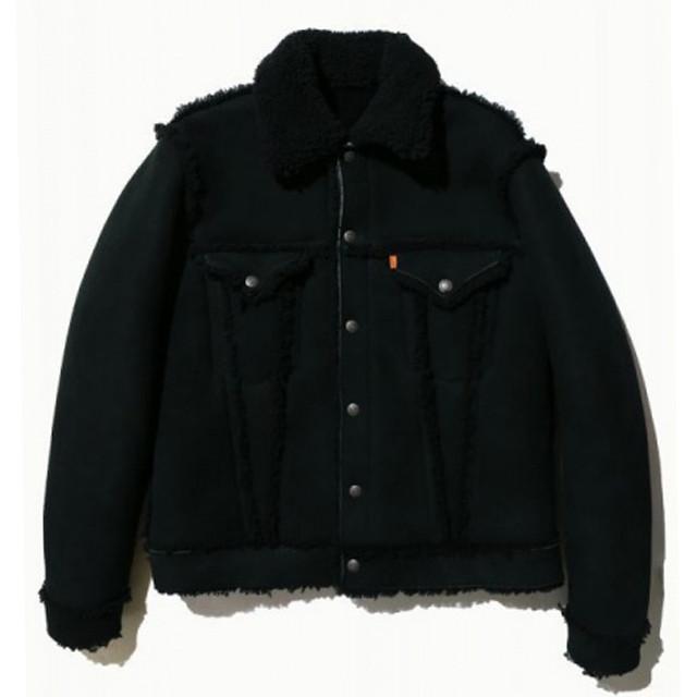 """JELADO""""Basic Collection"""" Ripcity Jacket リップシティージャケット (ブラック) [RG23435]"""