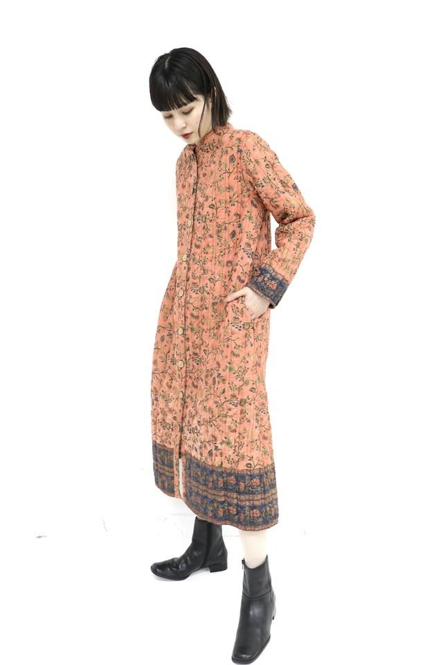 reversible floral design jacket / 4SSOU04-03