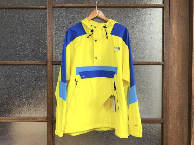 THE NORTH FACE 92 EXTREME WIND ANORAK (TNF LEMON COMBO)