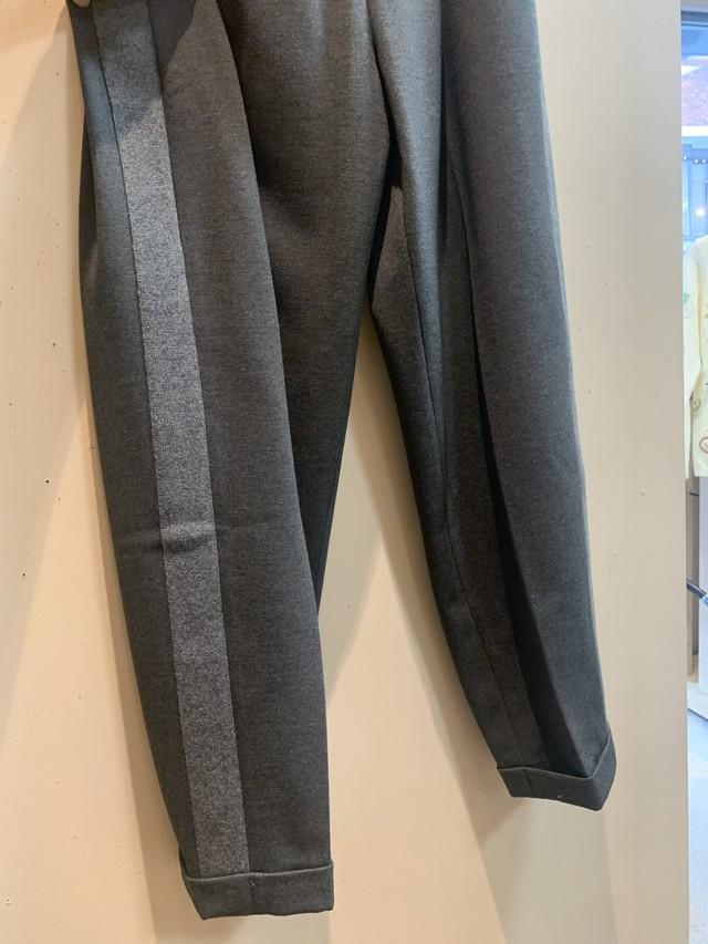【le tricot perugia】サイドラインパンツ(940-205)
