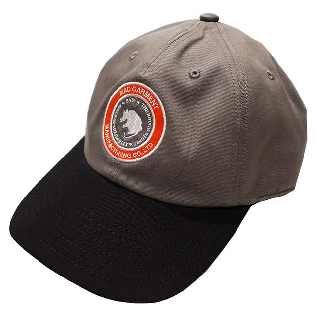 RATS(ラッツ) / RODEO CAP(GRAY)(21'RA-0211)(キャップ)
