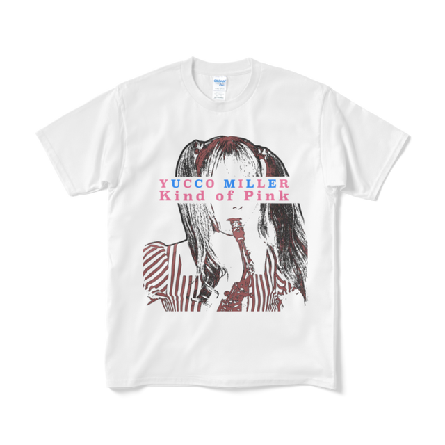 「Kind of Pink」Tシャツ