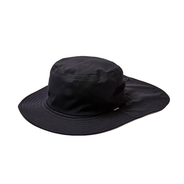 EVISEN YTT HAT BLACK