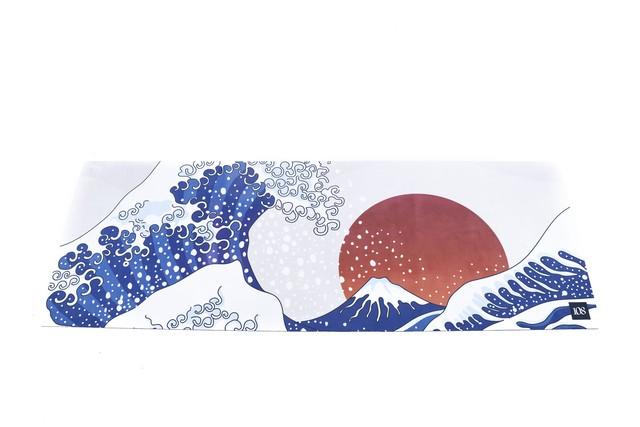 108.Tokyo  ヨガマット 【Japan Style】108original  11-O15-4