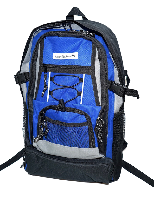 AB BACK PACK(BLUE)