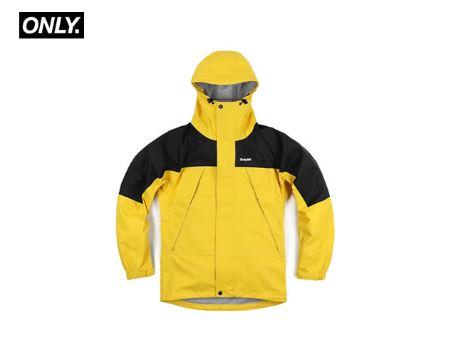 ONLY NY|Waterproof Trail Jacket