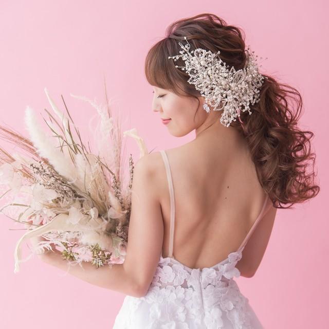 Gracefully ブライダルヘッドドレス