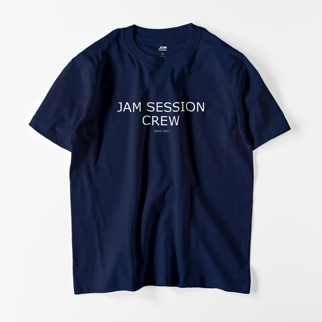 JAM SESSION CREW T (NAVY)