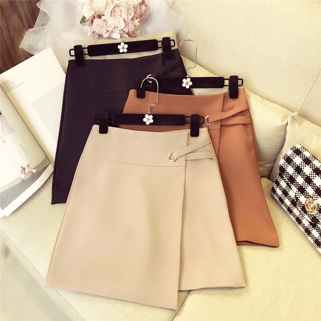 春コーデ OL 通勤 ミニスカート 春服 スカート 3色 RPSK030501