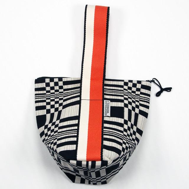 JOHANNA GULLICHSEN Tetra Handbag Doris Black