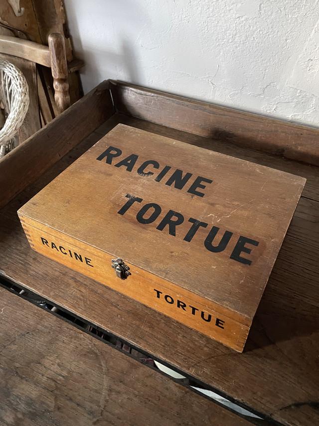 メルスリーボックス 木箱 木製ボックス 収納箱