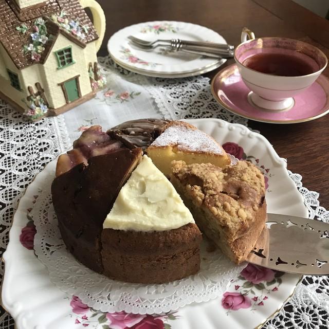 【再販売】秋の英国ケーキ6種アソート